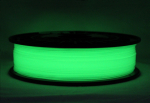 Glow-in-the-dark PLA Filament voor 3D printer