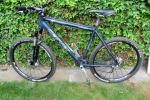carver moutian bike xc 800
